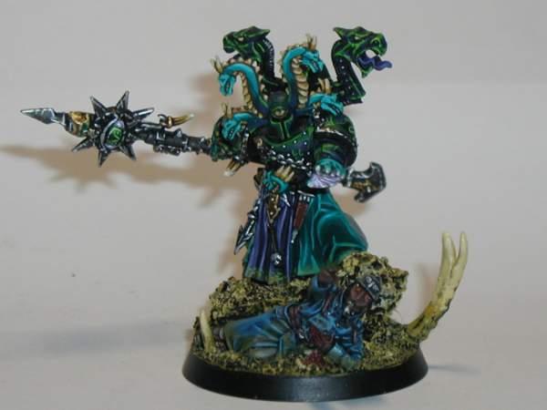 Hechicero - Legión Alfa