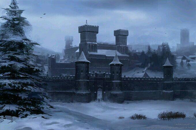 Invernalia - base de operaciones