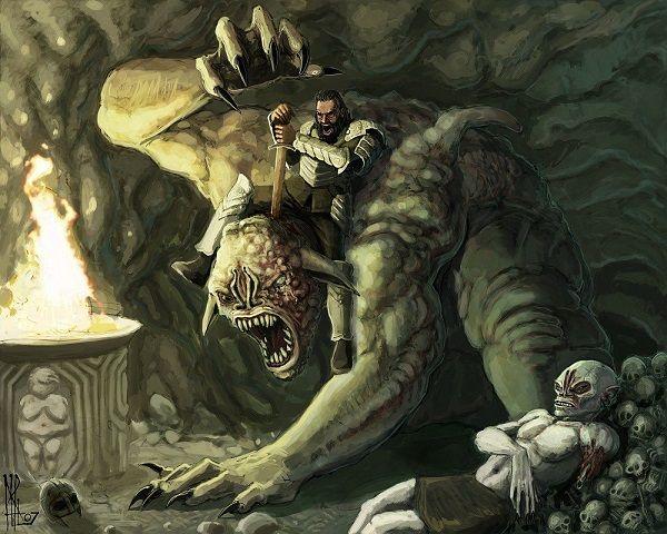 Los devoradores de cadáveres - Beowulf