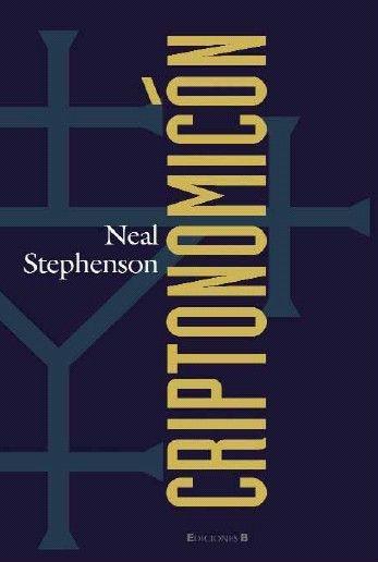 Criptonomicon – portada
