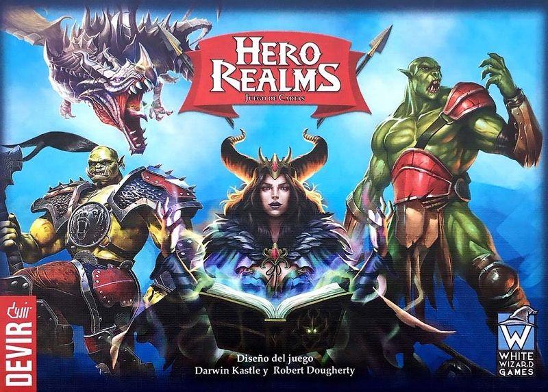 Hero realms caja