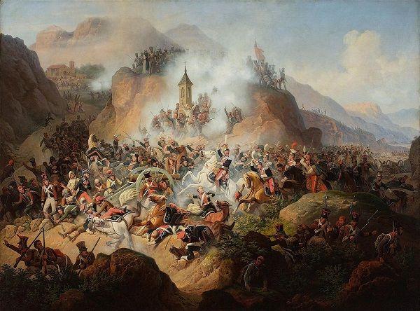 Napoleón - Somosierra