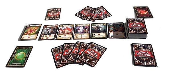 Hero realms cartas