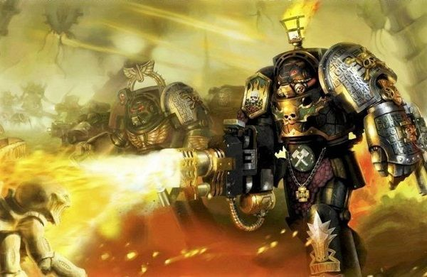 Deathwatch primaris