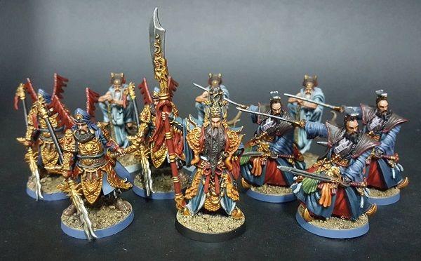 Rising Sun clan luna