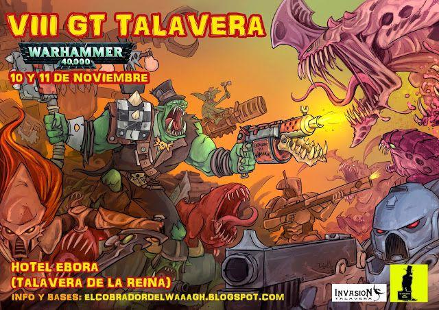 GT de Talavera - cartel