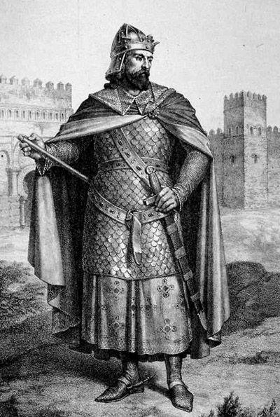 Siete condes - Alfonso VI