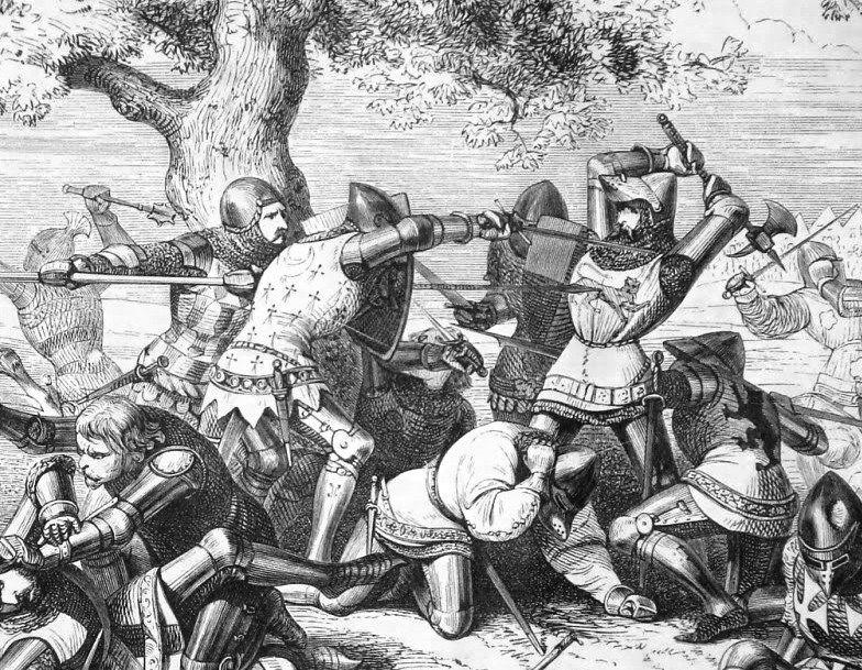 Combate de los Treinta – Death_of_Bemborough