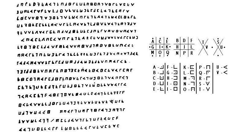 Levasseur-criptograma