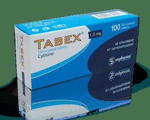 Eroon tupakasta: Tabex kytisine