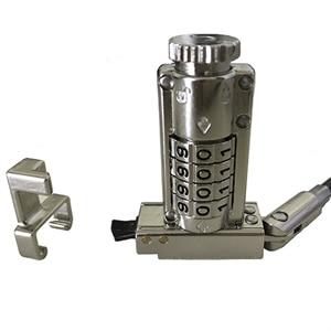 Noble Wedge Combination Lock TZ07TNR (Pre-Set)
