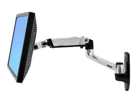 Ergotron Arm LX Wall Mount LCD Arm 45-243-026