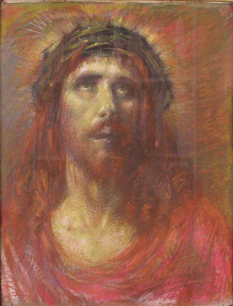 """Résultat de recherche d'images pour """"le christ vu par henry de Groux photos"""""""