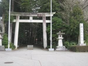白山比咩神社