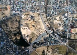 慶州チョッセム地区遺跡発掘館