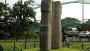 慶州三郞寺址幢竿支柱