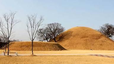 慶州路東里・路西里古墳群