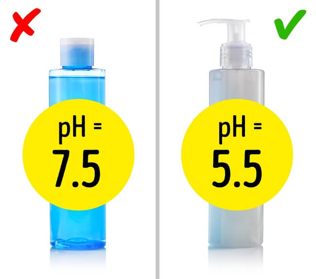 Using the wrong cleanser - tabib.pk