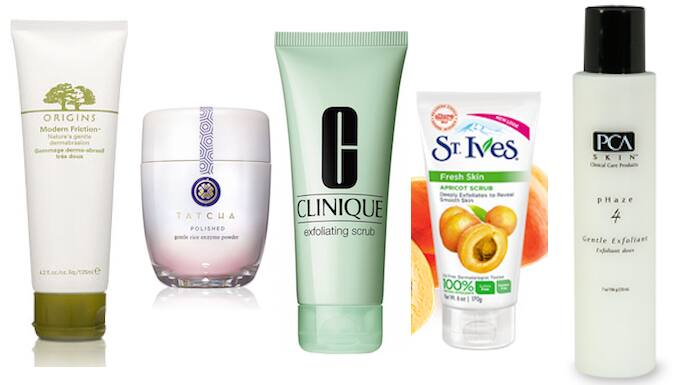 Using too many exfoliating products - tabib.pk