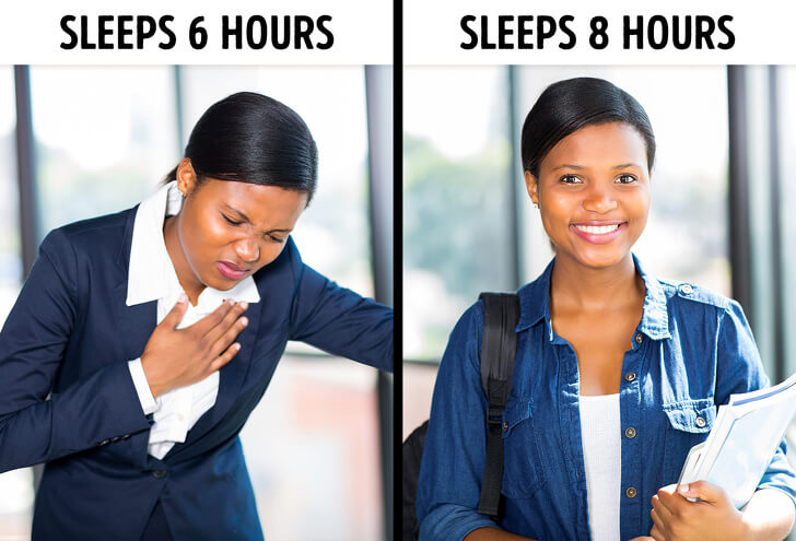What Happens to Your Body If You Sleep 8 Hours Every Day - Tabib.pk
