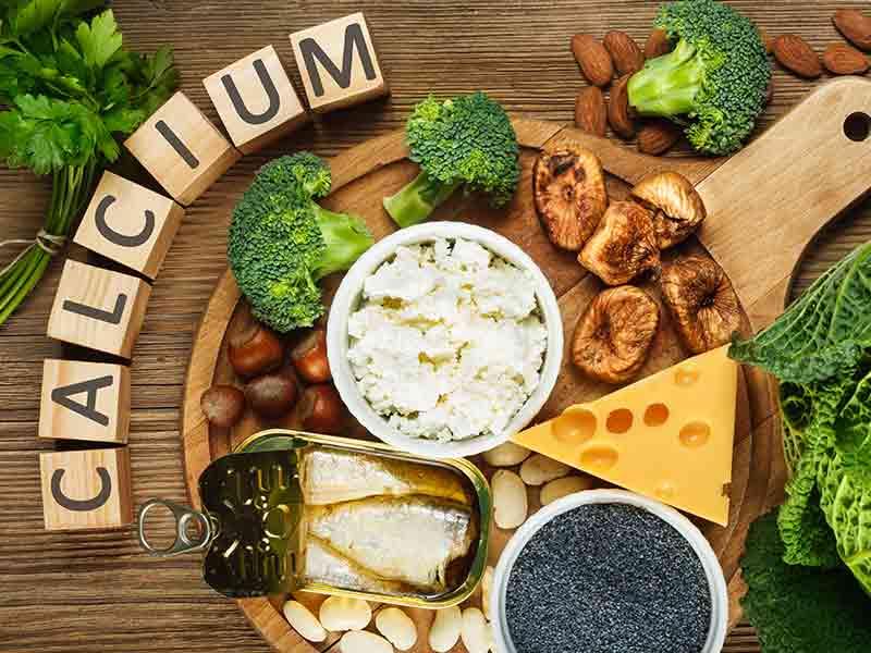 Eat Calcium Rich Food - tabib.pk