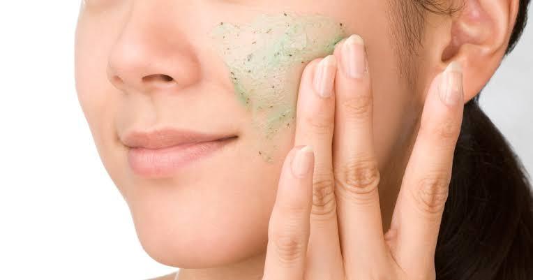 Exfoliate Your Skin tabib.pk