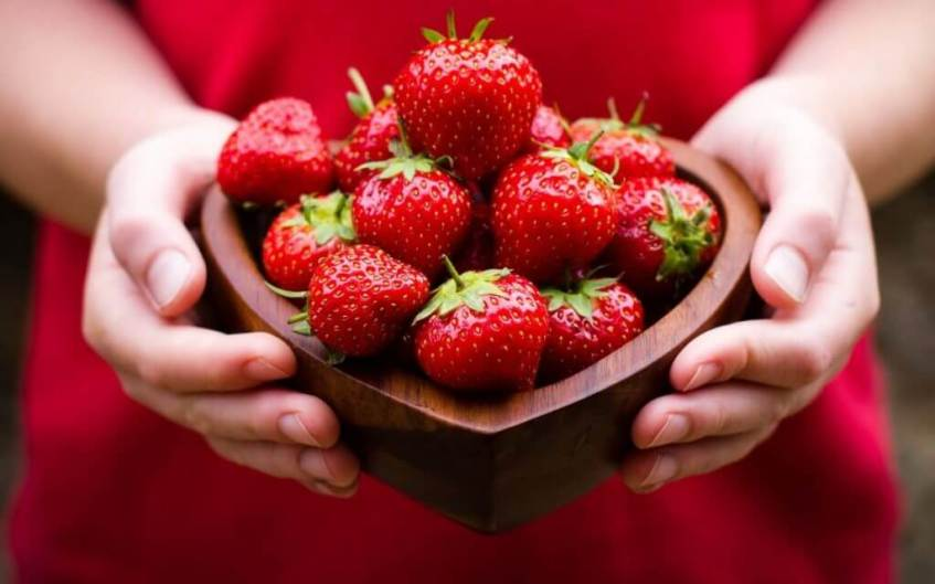 Strawberries - tabib.pk