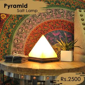 Pyramid Salt Lamp_Tabib.pk