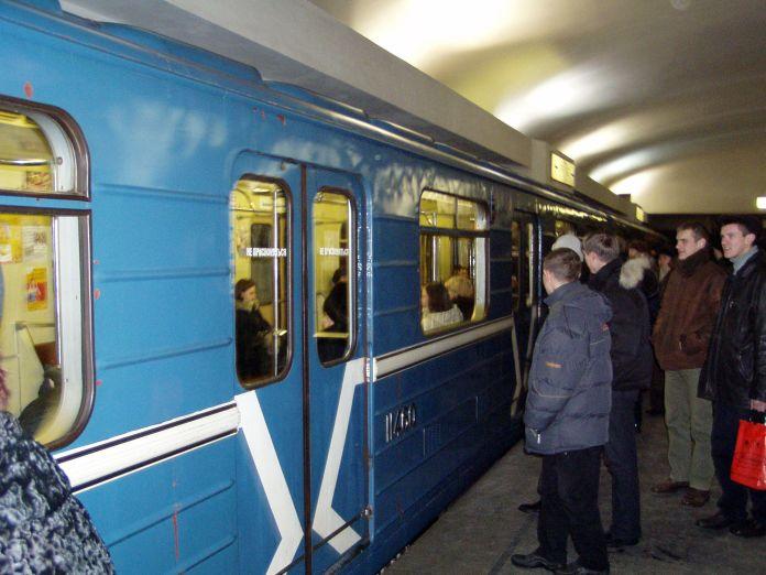 Die Minsker Metro