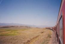 Quer durch die Türkei im Dogu-Express