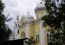 St. Johann-Kirche im Zentrum