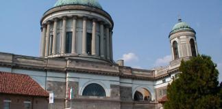 Die Basilika von Esztergom