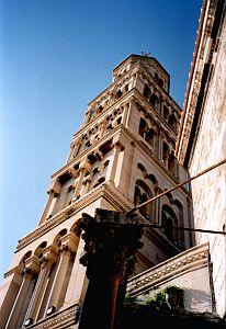 Der Dom im Zentrum von Split