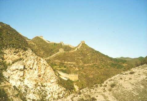Die Grosse Mauer bei Simatai