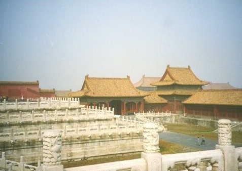 Peking: In der Verbotenen Stadt