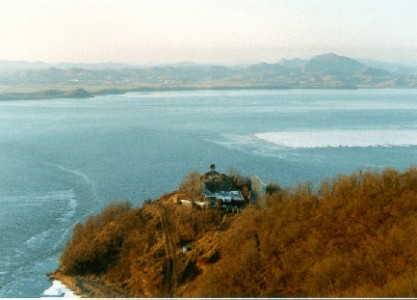 Grenze zu Nordkorea