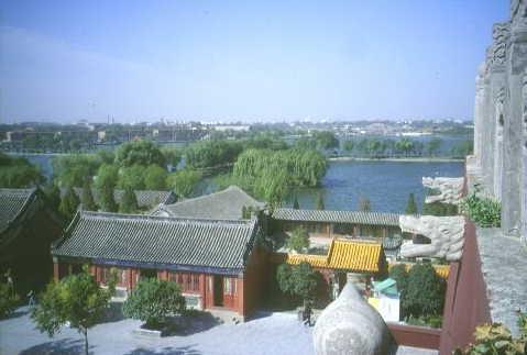 Kaifeng: Blick vom Longting