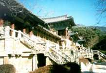 Der grandiose Tempel Pulguksa