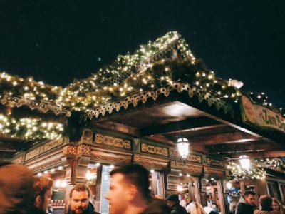 ケルン ホイマルクト クリスマスマーケット