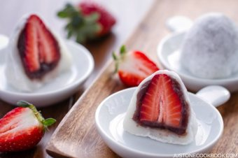 Strawberry-Daifuku