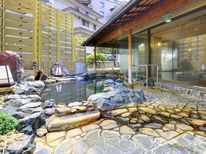 熱海 古屋旅館  源泉90度を超える最上の温泉!  写真1