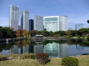 コンラッド東京  東京湾や浜離宮を一望する! 写真