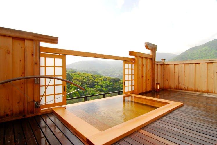 箱根 時の雫   1日8組の箱根の隠れ家! 写真1