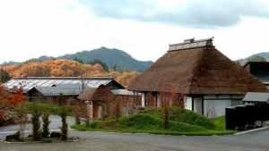 角館山荘 侘桜 写真