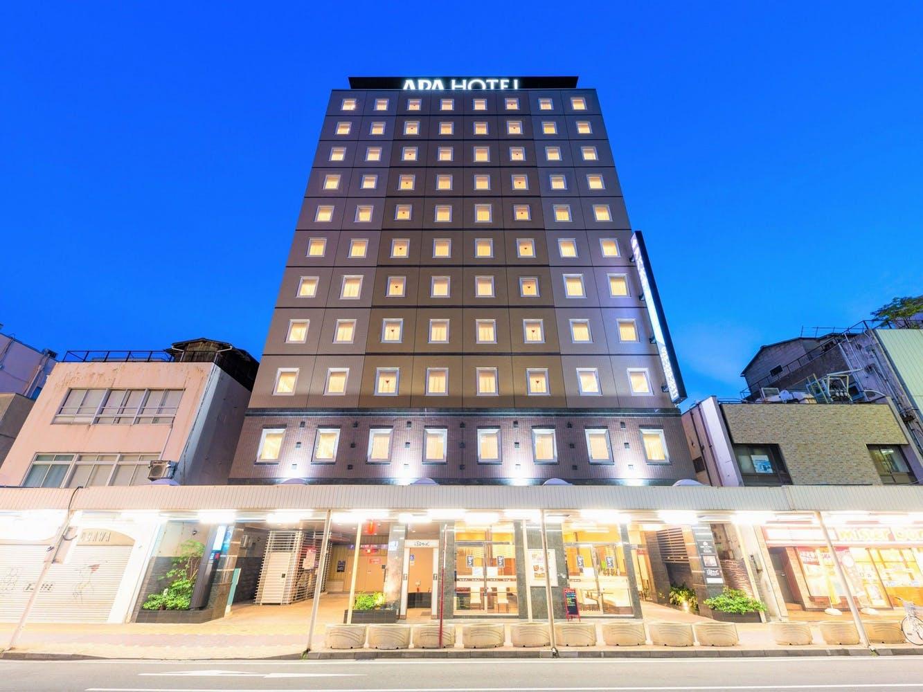 アパホテル〈新潟古町〉 写真1