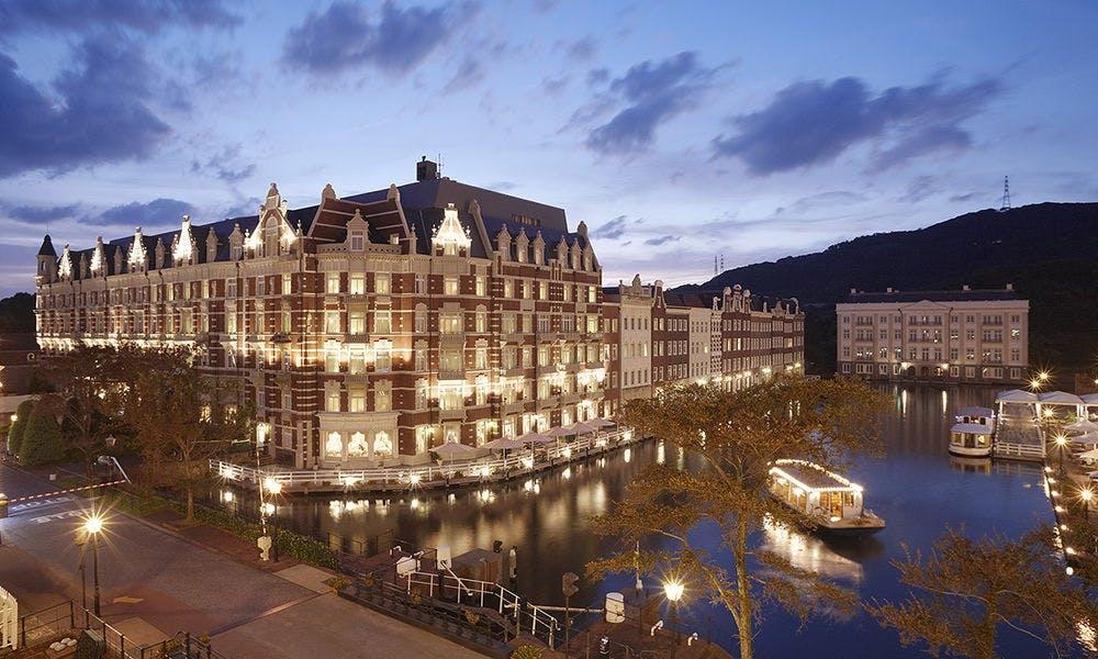 ホテルヨーロッパ 写真1