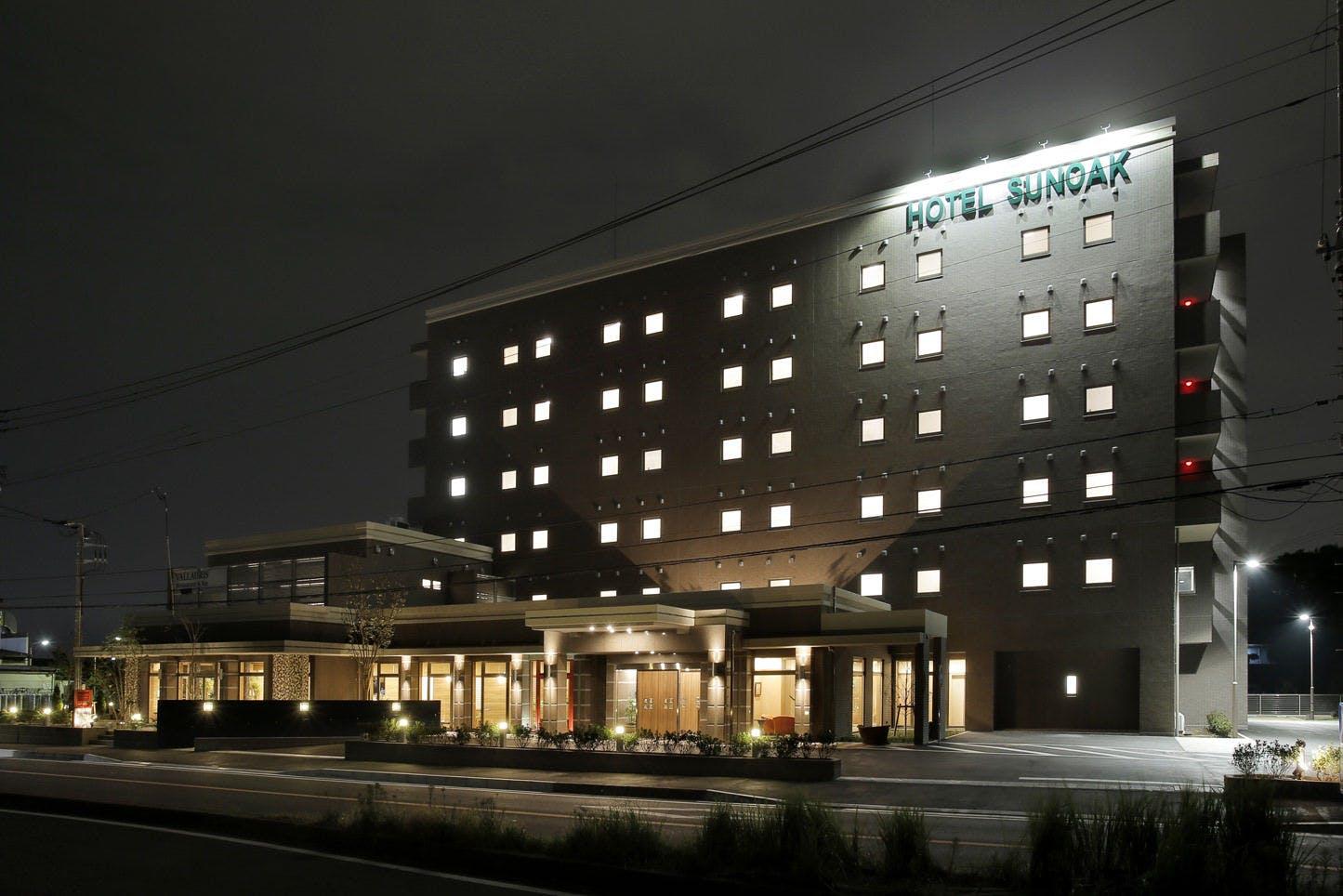 ホテルサンオーク柏の葉 写真1