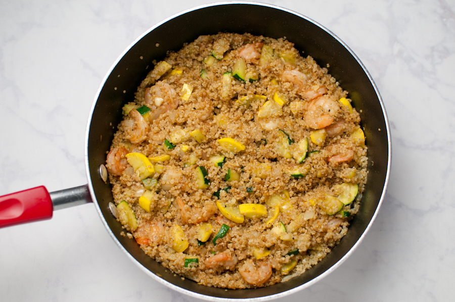 shrimp-fried-quinoa-2