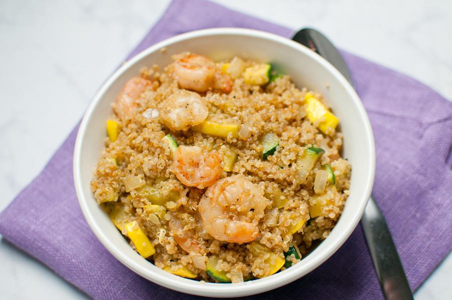shrimp-fried-quinoa-6