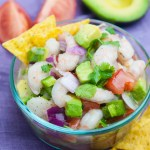 Easy Shrimp Ceviche